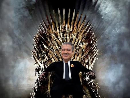 Raúl Morón ¡Va! El TEPJF tiene previsto devolverle la candidatura a la gubernatura