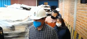 Fábrica de biciletas escondía a empleados para que trabajaran en cuarentena