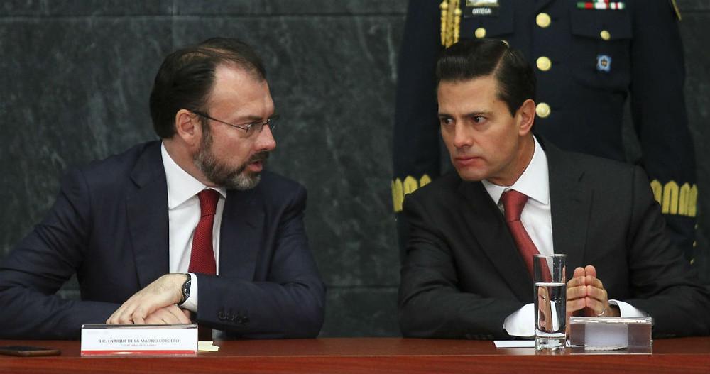 #ÚltimaHora: Lozoya suelta la sopa; denuncia ante la FGR a Peña Nieto y Videgaray por caso Odrebrech
