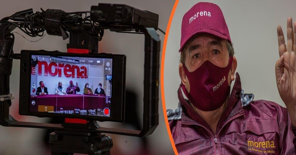 Coadyuvaré con morena Michoacán para trabajar unidos: Felipe Rodríguez