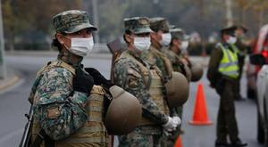 Sedena confirma 17 militares contagiados de Covid-19