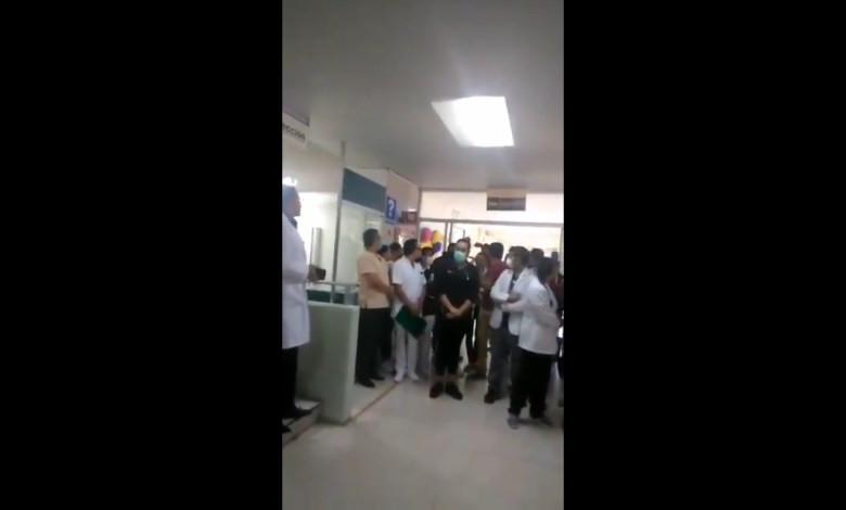 #PasaEnMichoacán: Amenazan con quemar a pacientes infectados de Covid-19 en hospital (+Video)