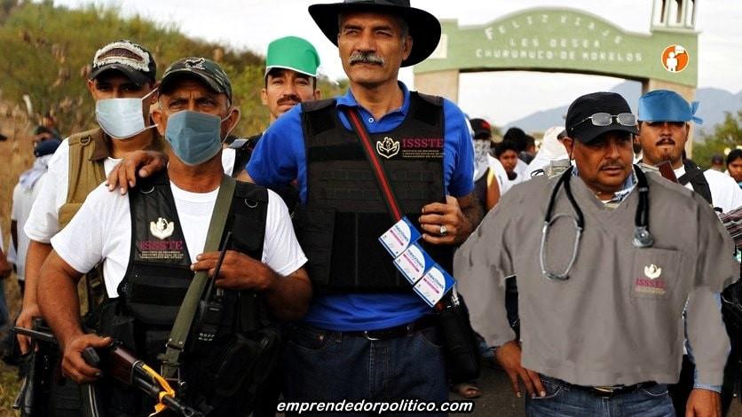Dr. Mireles nuevo subdelegado del ISSSTE en #Michoacán