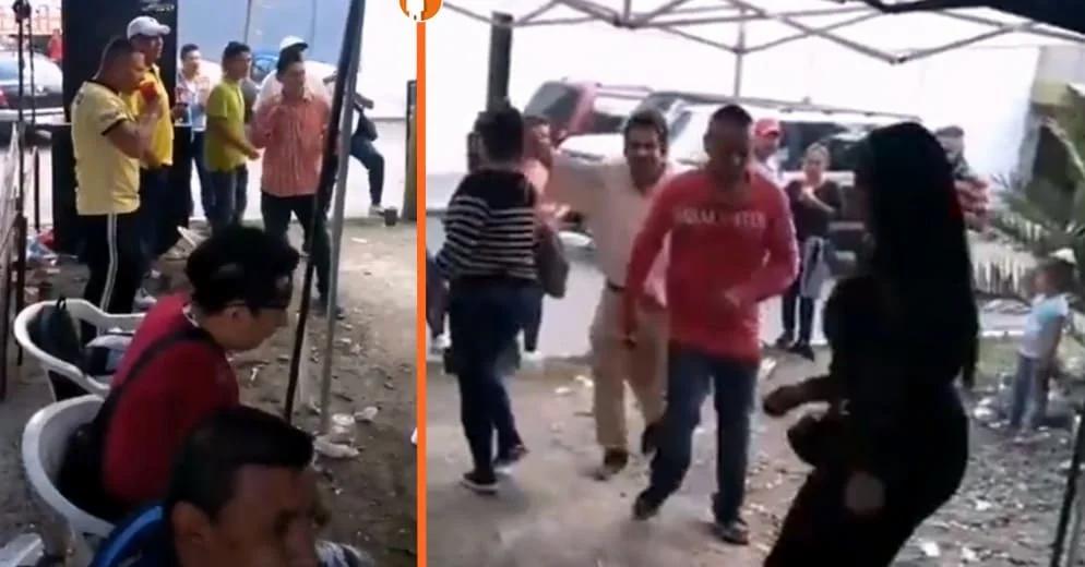 """Hartos del encierro arman """"Covid Fest"""" en Edomex (+Video)"""