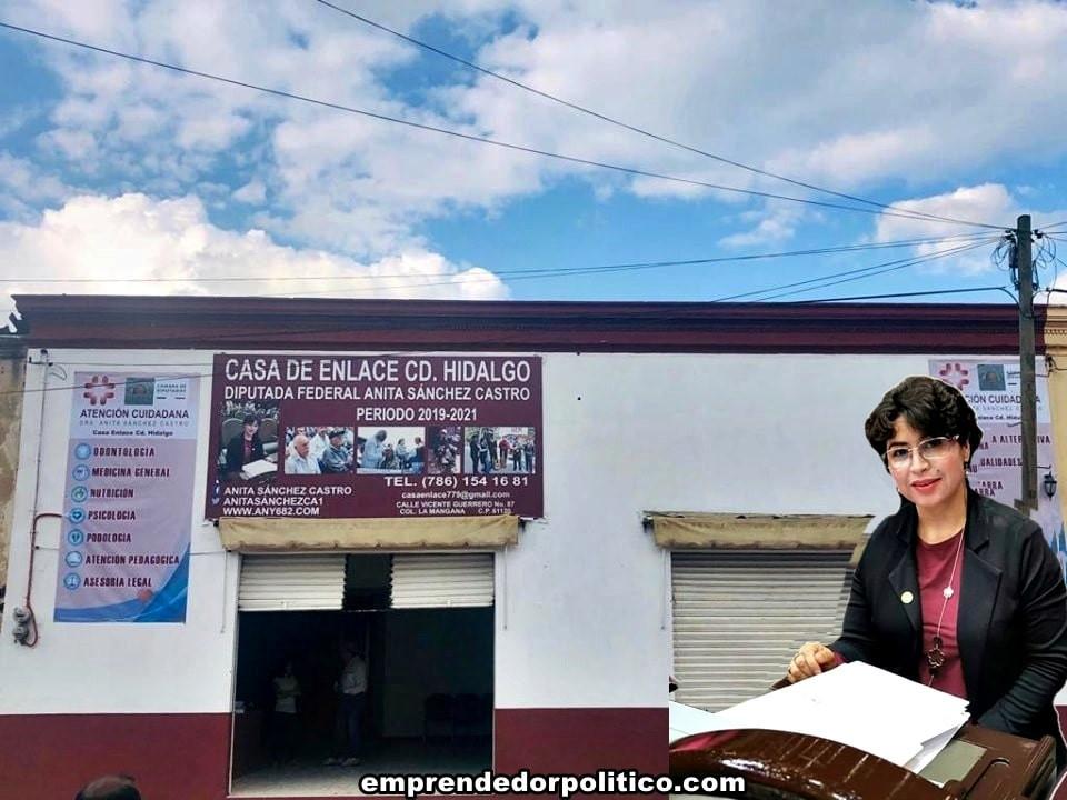 Diputa Anita Sánchez ofrece servicios médicos gratuitos para colonos de Ciudad Hidalgo y Maravatío
