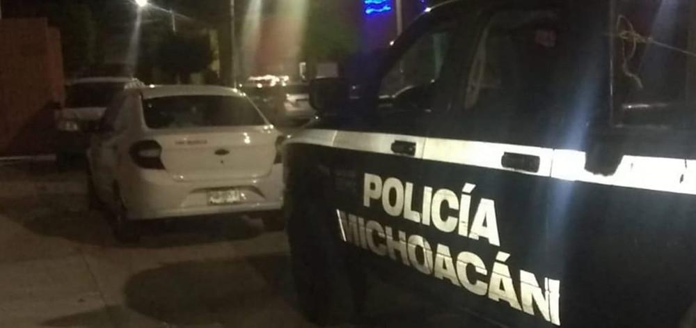 Detuvieron a tres rateros que asaltaron el Aurrera de Morelia durante noche de Reyes Magos