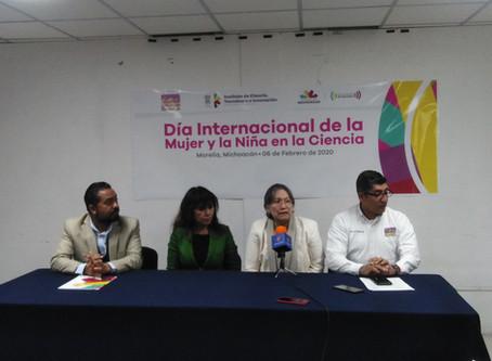 PREPARAN CELEBRACIÓN POR EL DÍA DE LA MUJER Y LA NIÑA EN LA CIENCIA - Emprendedorpolitico.com