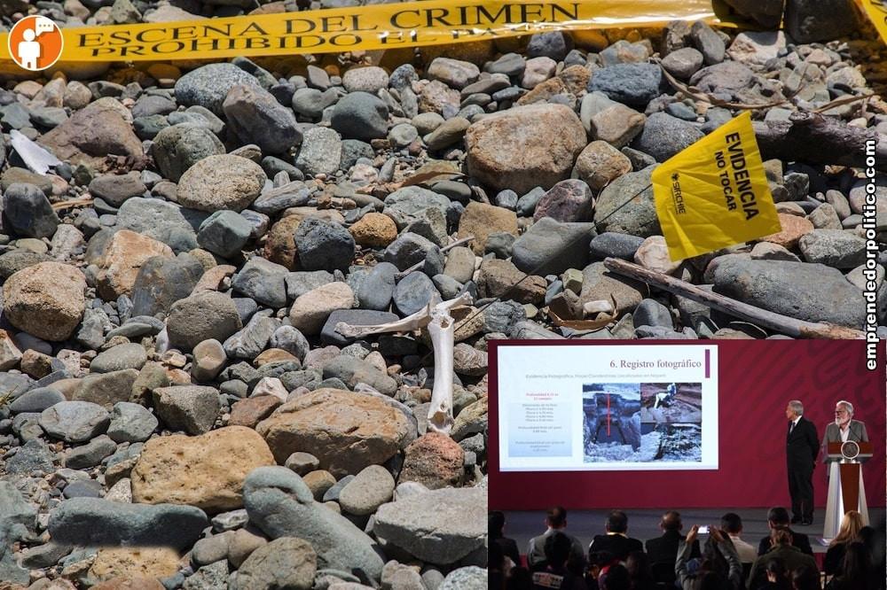 Michoacán es 5° lugar nacional en sitios con fosas clandestinas