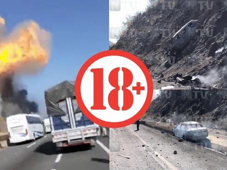 Autopista y gaseros abandonan Mayra, la única sobreviviente de la explosión de Jala, denuncian