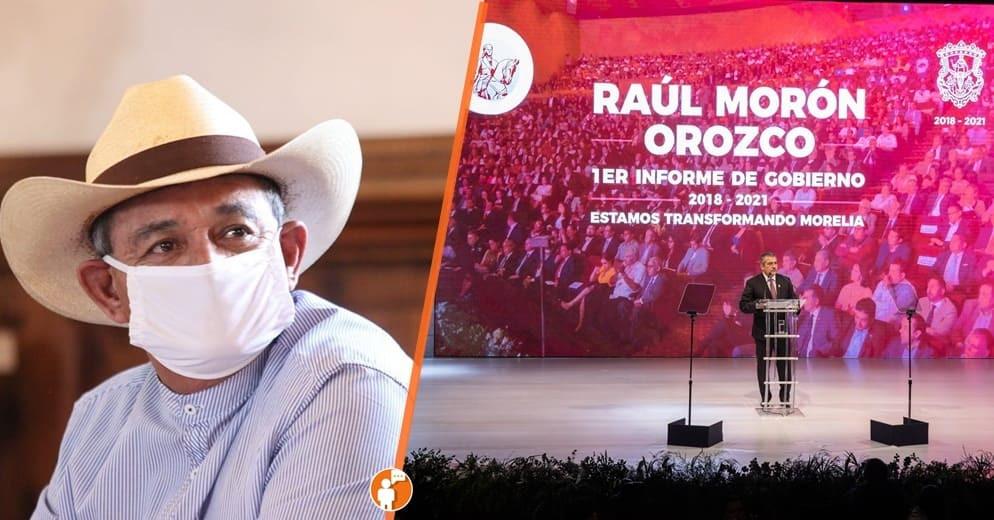 """""""A Raúl Morón interesa más la política que la salud de los morelianos"""": Salvador Arvizu"""