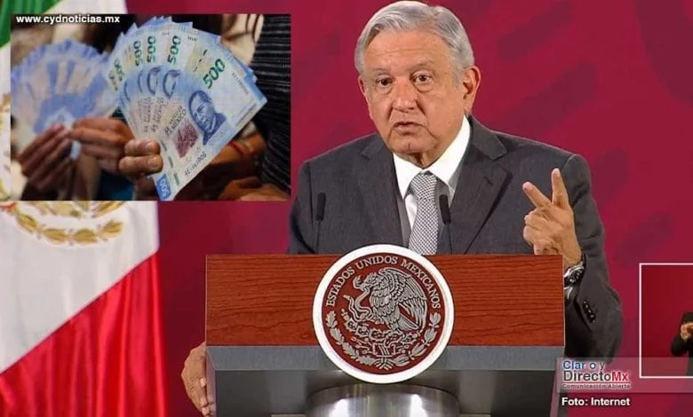 Banorte, Banco Azteca y Santander distribuirán los créditos a palabra de 25 mil pesos del gobierno