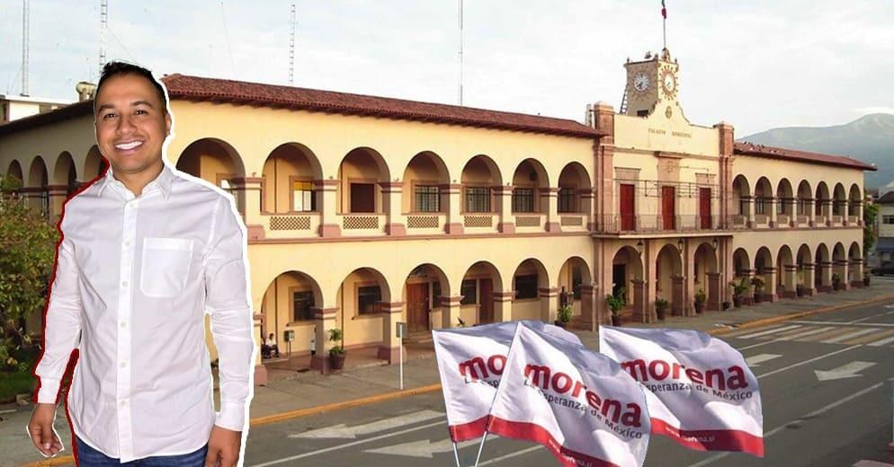 Fundador de Morena Juan Romero, se registra por la alcaldía de Apatzingán