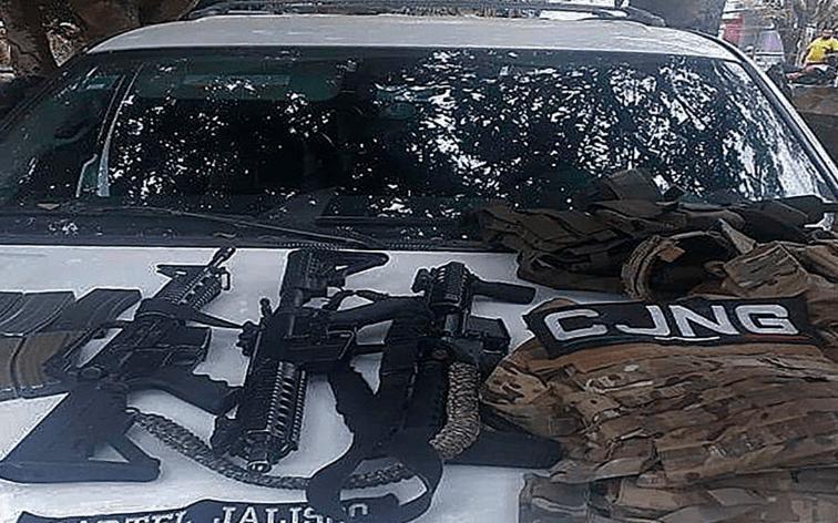 Recluta CJNG a Policías Federales mediante Whatsapp