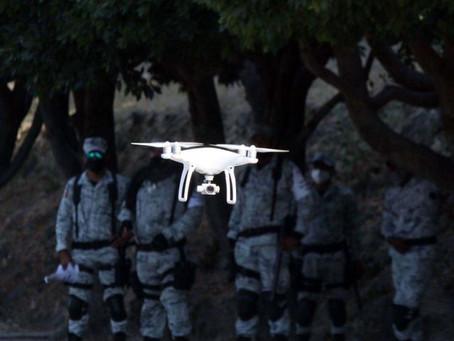 """SEDENA confirma narco-drones en Guanajuato, Jalisco y Michoacán: """"No han sido efectivos"""""""