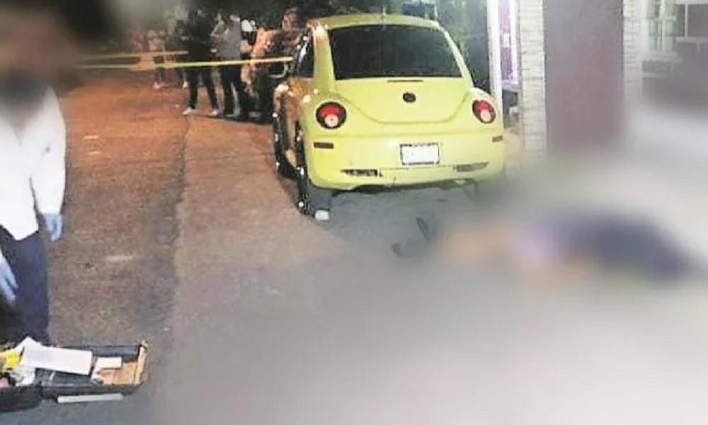 Lo asesinan por que encaró a 6 tipos que acosaban a su hija en #Iztapalapa