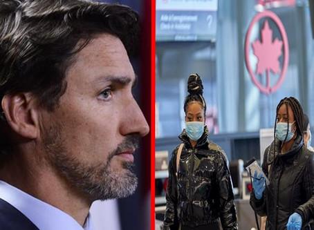 Por Covid-19, Canadá cierra sus fronteras hasta nuevo aviso
