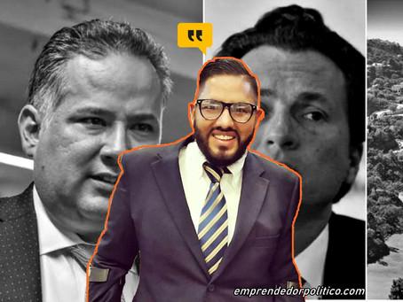 #Plumaje: Santiago Nieto, lo mejor de la 4T - Emprendedorpolitico.com