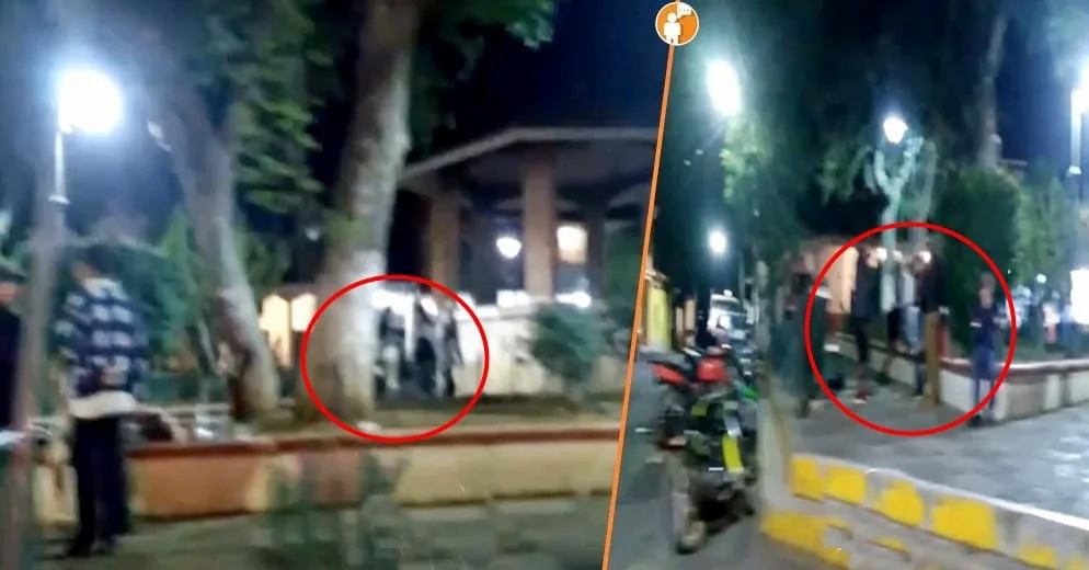 En esta tenencia de Morelia, cada finde  se detectan brotes de borracheras en su plaza (+Videos)