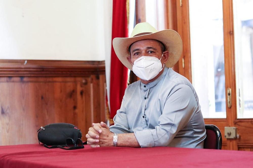 Salvador Arvizu a la espera de resultados de prueba de Covid-19
