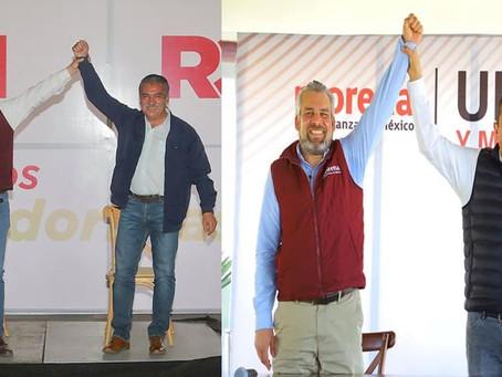 ¿El gallo de Morena para Morelia? Alfredo Ramírez, un operador político nato