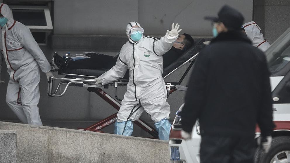 Sube el número de víctimas mortales a 18 y 644 los infectados por el coronavirus en China