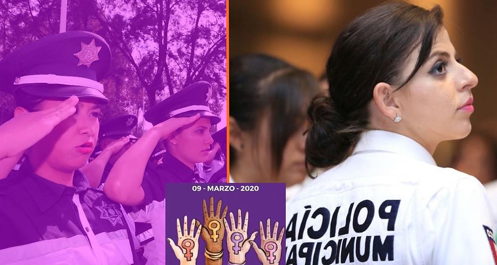 Ayuntamiento de Morelia permitirá que mujeres policía se unan al 9M - Emprendedorpolitico.com