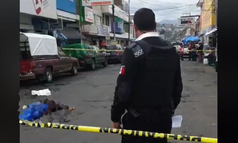 Arrollan y matan a una mujer de la tercera edad en calle Vicente Santa María de #Morelia