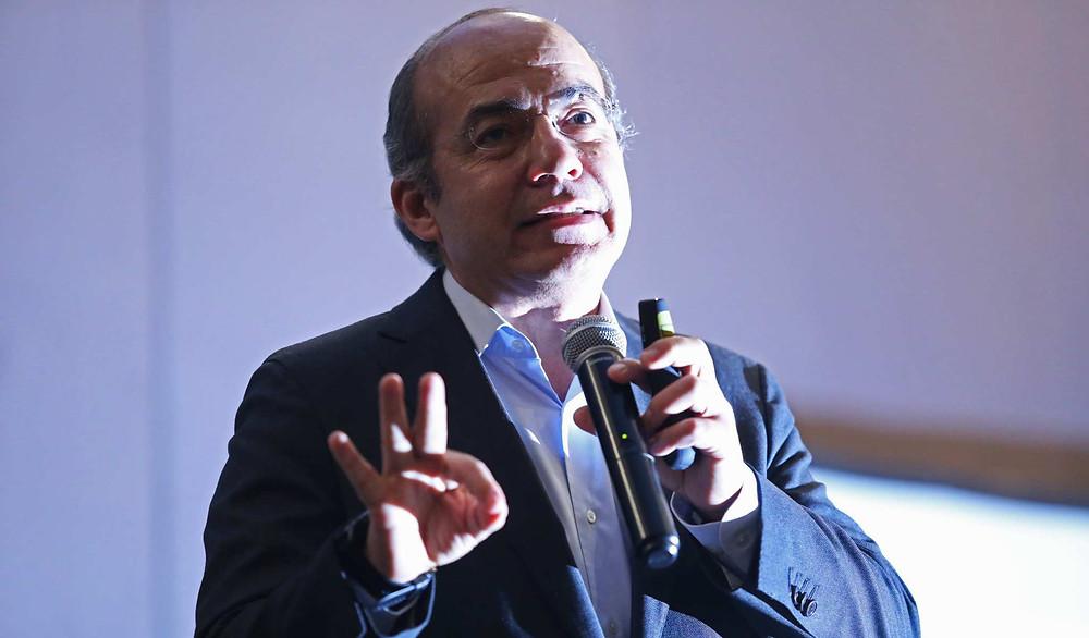 Calderón asegura que desconocía las acciones de García Luna