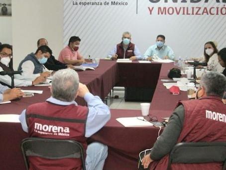 Alfredo Ramírez recibe respaldo de algunos grupos del Morena