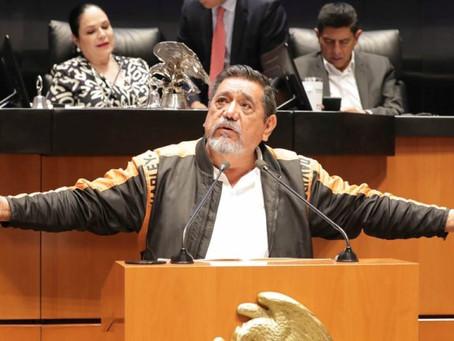 ¿Ya chole? Morena quita candidatura a Félix Salgado