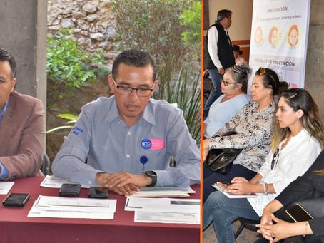 Autoridades Municipales y de Salud, dan a conocer las acciones a seguir con respecto al coronavirus