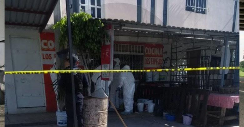 Sin identificar aún al sujeto que mataron mientras comía en #Morelia