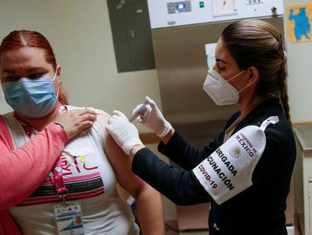 """México trabaja en """"Patria"""", su propia vacuna contra el covid-19"""