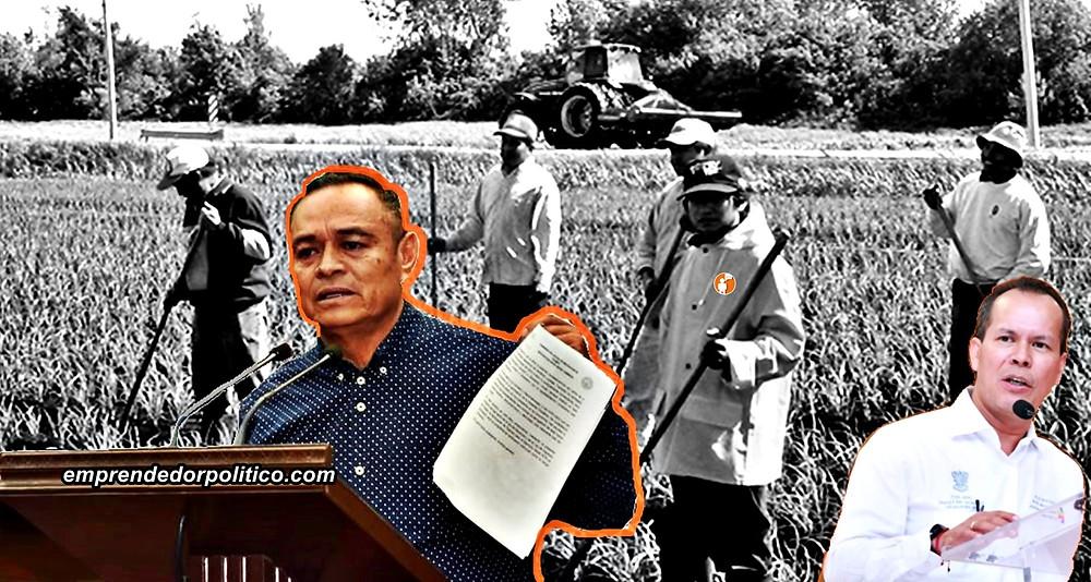 Sedrua debe aclarar ejercicio por mil 200 millones de pesos: Salvador Arvizu