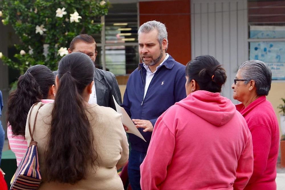 Propone Alfredo Ramírez perseguir de oficio la violencia familiar, sin conceder perdón legal