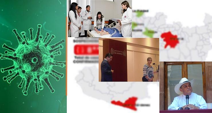 No son 8, son 15 casos confirmados de Coronavirus en #Michoacán: Comisión de Salud del Congreso