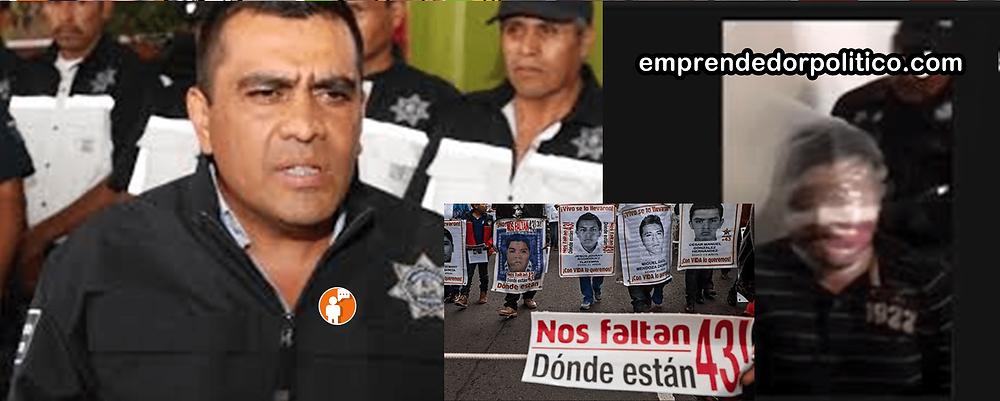 Difunden vídeo de torturas del 'caso Ayotzinapa', con ex funcionario de la seguridad en Michoacán