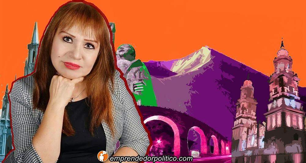 Acciones de la Cuarta Transformación en #Morelia por la regidora Lupita Alcaráz