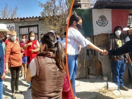 Diputado Salvador Arvizu atiende pliegos petitorios de colonias periféricas de Morelia