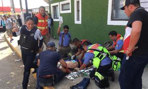 Explosión y heridos de gravedad; esto fue lo que paso hoy en la Tenencia de Jesús del Monte, Morelia