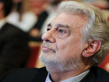 Plácido Domingo admite acoso sexual a más de 20 mujeres; pide perdón