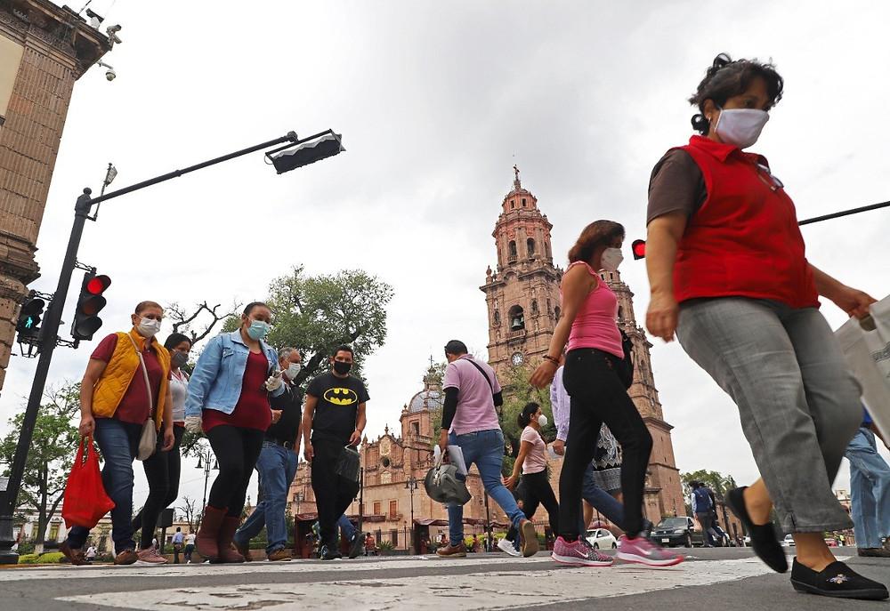 A este lunes, son 20 colonias morelianas con foco rojo por incidencia en COVID-19: Ayuntamiento