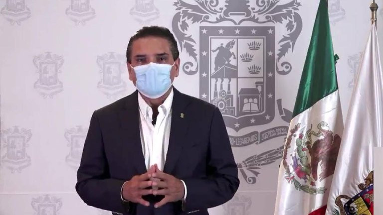 #ÚltimaHora: confirman que gobernador de Michoacán, dio positivo a COVID-19