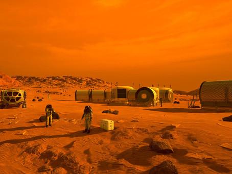 De acuerdo a un estudio, este el número de personas necesarias para iniciar la colonización de Marte