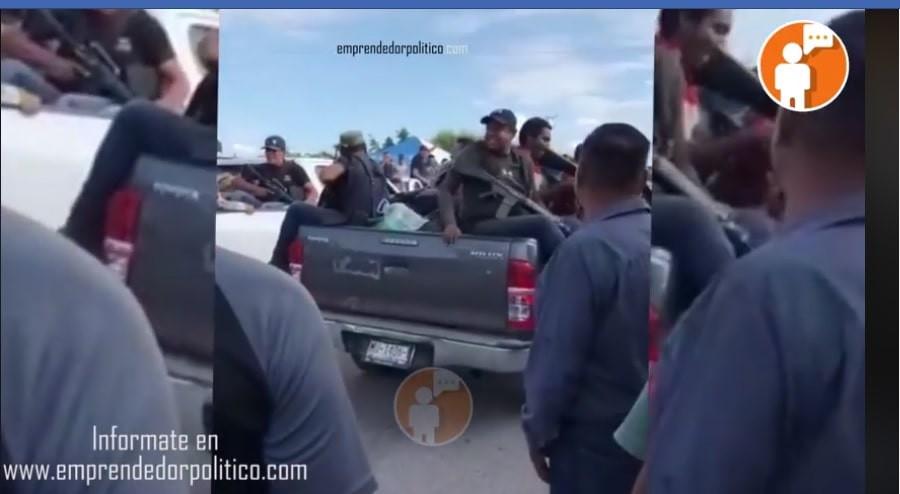 Video: ¿Y cómo son los arrancones en tu pueblo? Rápidos y furiosos región #Michoacán