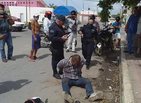 ¡Mexicanos bravos! Más de 200 casos de linchamiento a ladrones en los últimos días