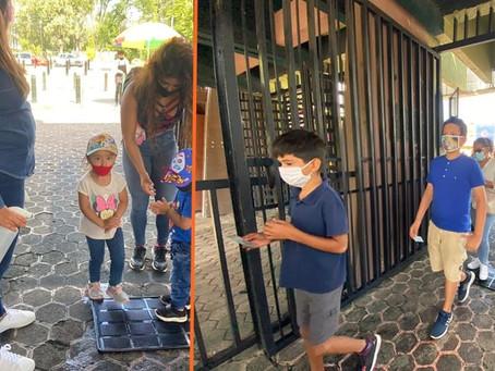 Reanuda actividades el Zoológico de Morelia con medidas sanitarias estrictas