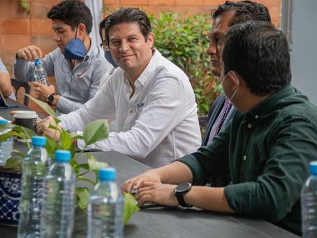 Creará Alfonso Martínez Consejo Municipal para jóvenes