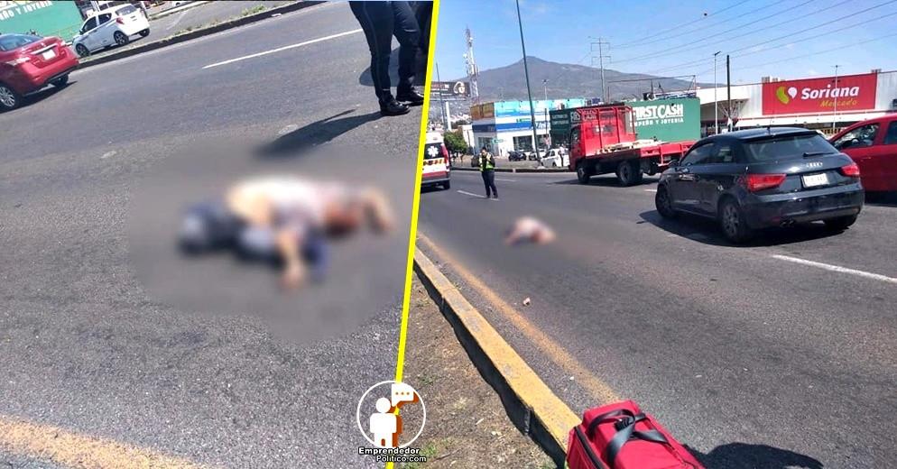 Fallece atropellado un abuelito que intentó cruzar el Libramiento Norte a la altura de Torreón Nuevo