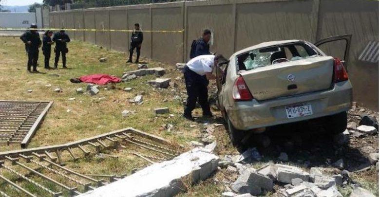 Motopatrullero muere arrollado en Uruapan